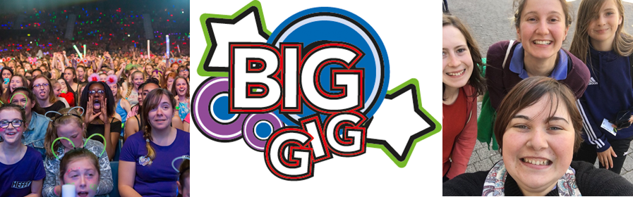 Big Gig 2016 Website Header